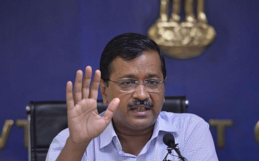 Delhi Chief Minister Arvind Kejriwal- India TV Hindi
