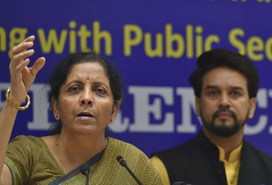 Finance Minister Nirmala Sitharaman- India TV Hindi