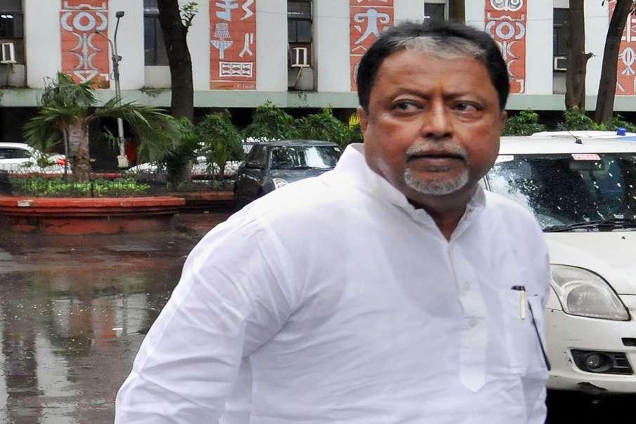 BJP leader Mukul Roy- India TV Hindi