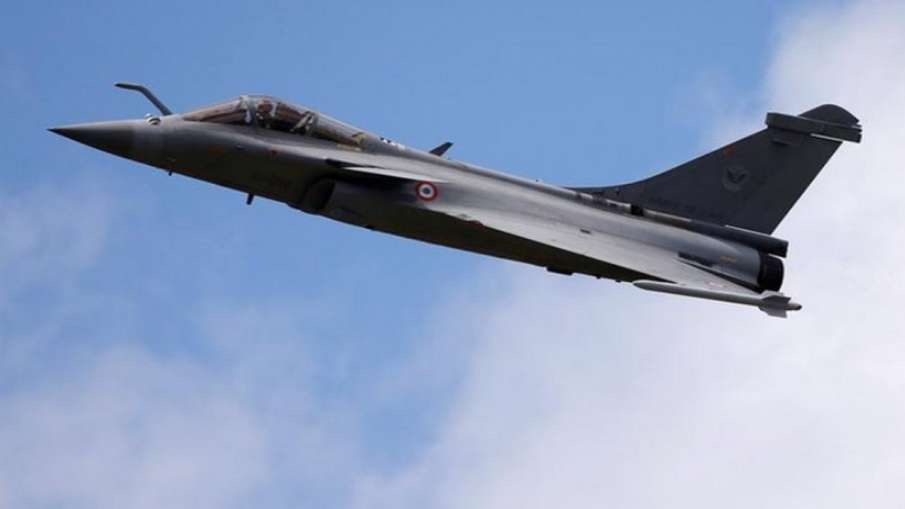 IAF received its first 'acceptance' Rafale combat aircraft from Dassault Aviation- India TV Hindi