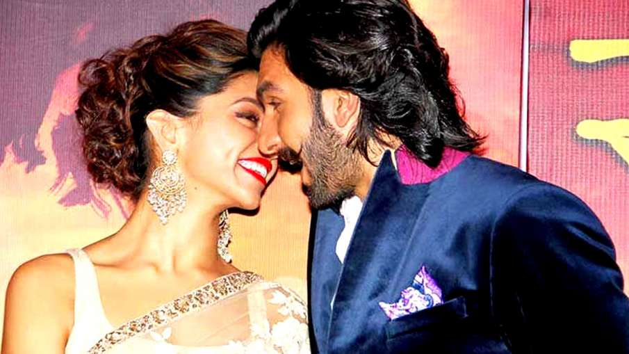 Deepika Padukone and Ranveer Singh - India TV Hindi