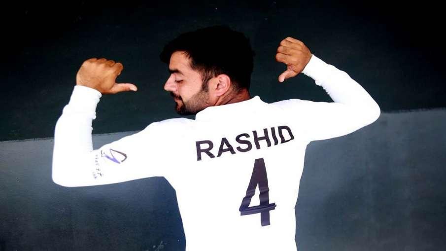 राशिद खान ने टेस्ट...- India TV Hindi