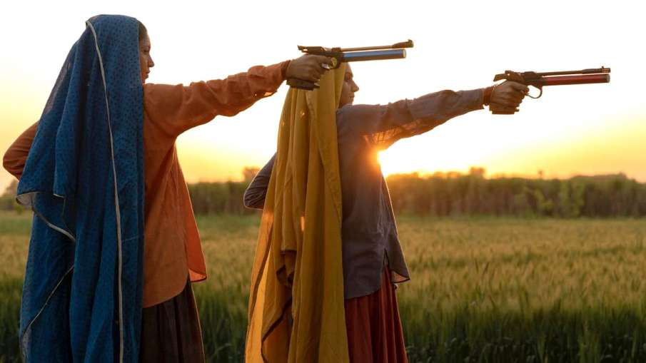 Saand Ki Aankh Trailer Out- India TV Hindi