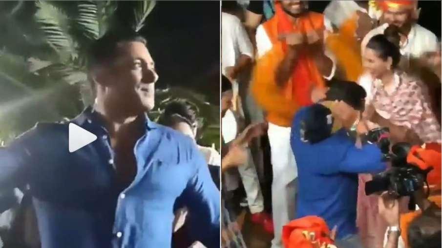 Salman khan dance video- India TV Hindi
