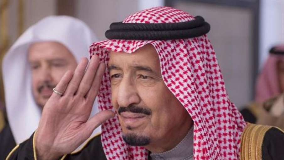 King Salman appoints son Prince Abdulaziz as new energy minister | AP- India TV Hindi