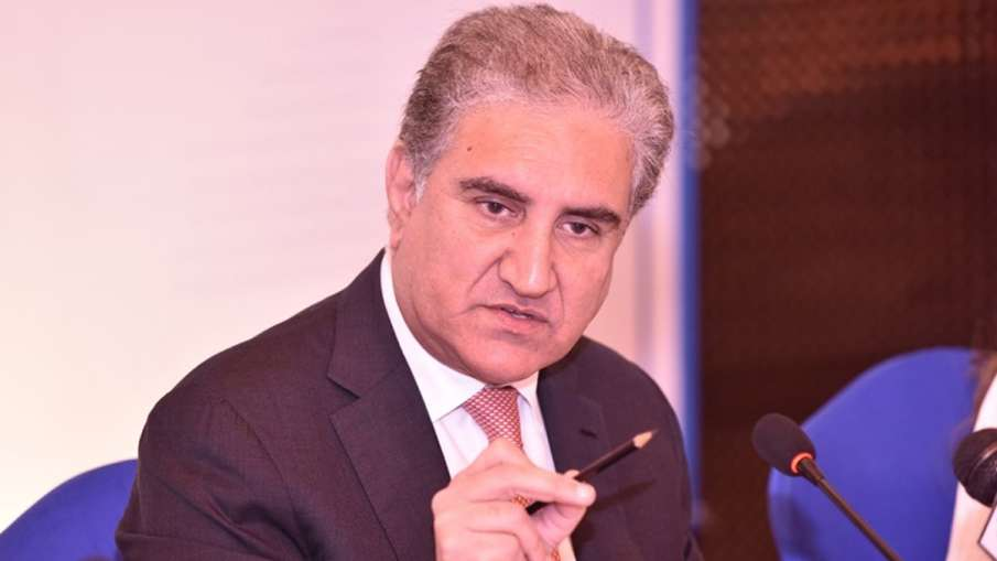 Kashmir unrest could lead Pakistan and India to 'accidental war', says Shah Mahmood Qureshi- India TV Hindi
