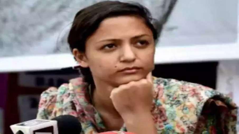शेहला रशीद पर देशद्रोह का मामला दर्ज, सेना को लेकर झूठी खबर फैलाने का आरोप- India TV Hindi