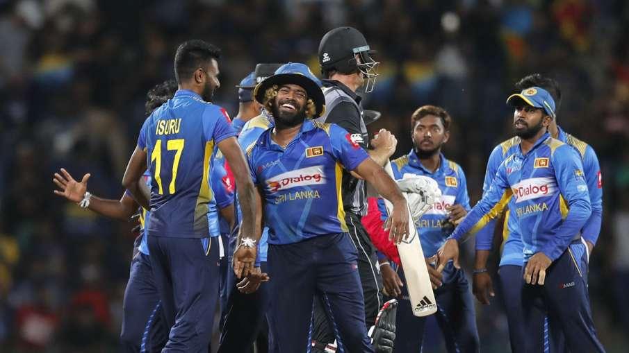 टीम श्रीलंका- India TV Hindi