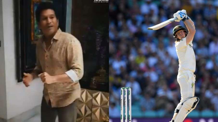 क्रिकेट के भगवान सचिन ने बताया स्मिथ की सफलता का राज, देखें वीडियो- India TV Hindi