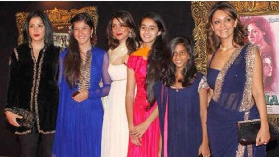 Suhana khan throwback- India TV Hindi