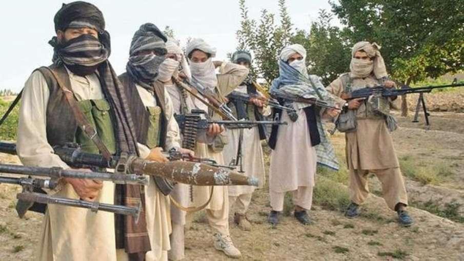 तालिबान ने अफगानिस्तान में अमेरिकी बलों के खिलाफ लड़ाई जारी रखने की प्रतिबद्धता जताई- India TV Hindi