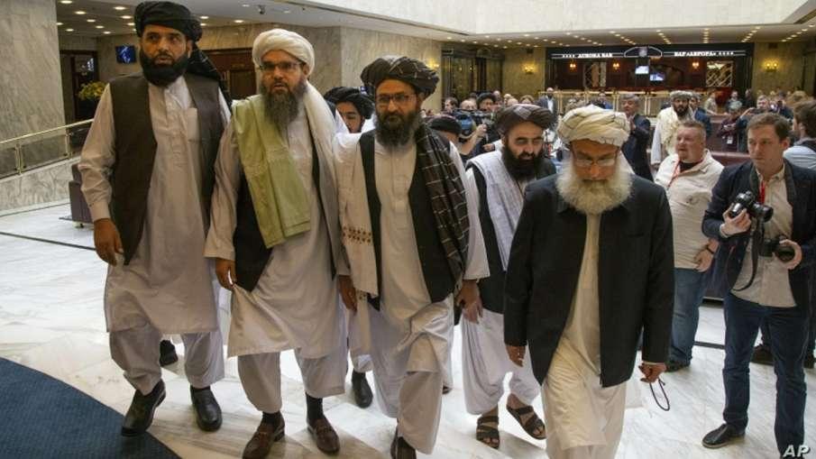 शांति वार्ता विफल होने के बाद तालिबान के प्रतिनिधिमंडल ने मास्को में रूसी राजनयिक से मुलाकात की- India TV Hindi
