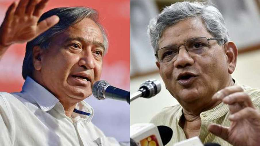 Yechury says he has no objection if Tarigami is shifted to AIIMS for better treatment | PTI File- India TV Hindi