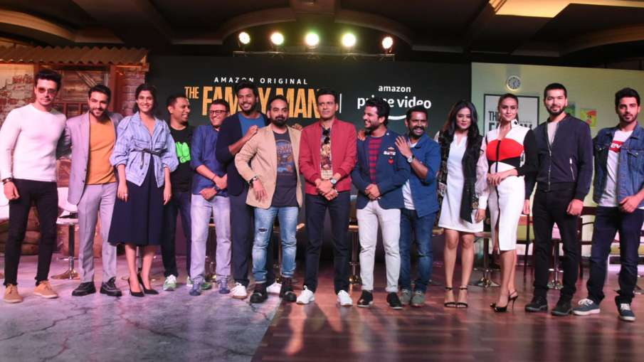 The Family Man वेब सीरीज के...- India TV Hindi