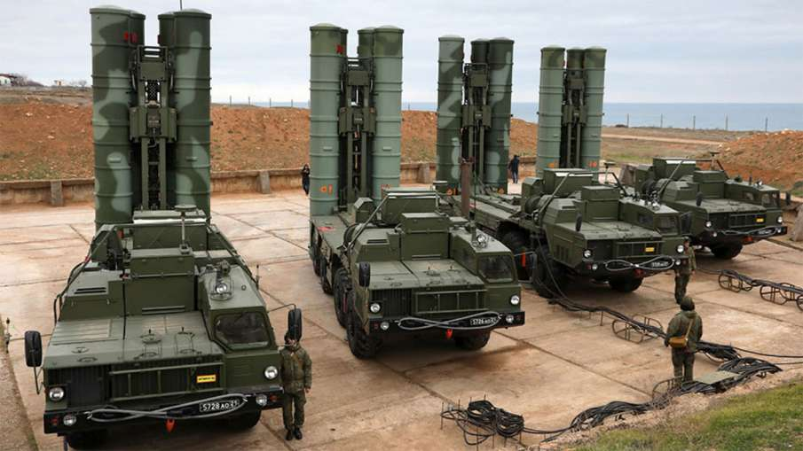 Russia S400 Missile System- India TV Hindi