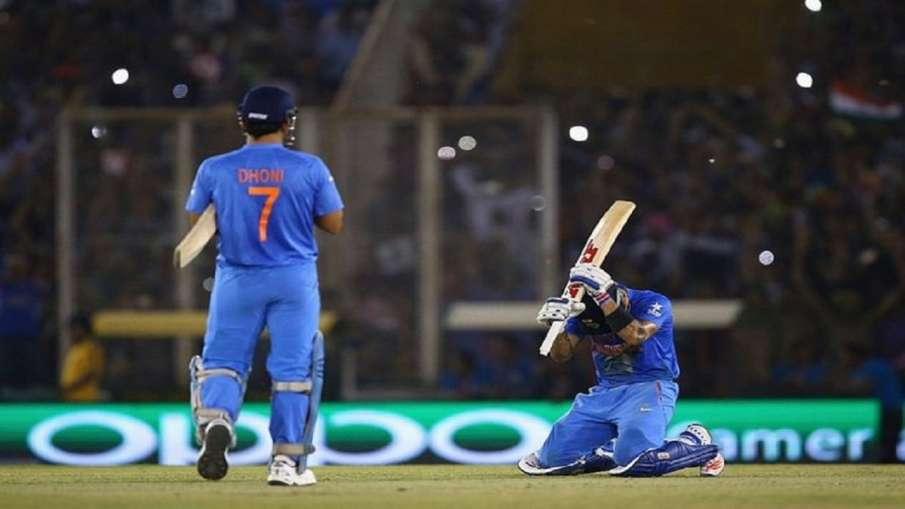जब धोनी की वजह से मैच...- India TV Hindi