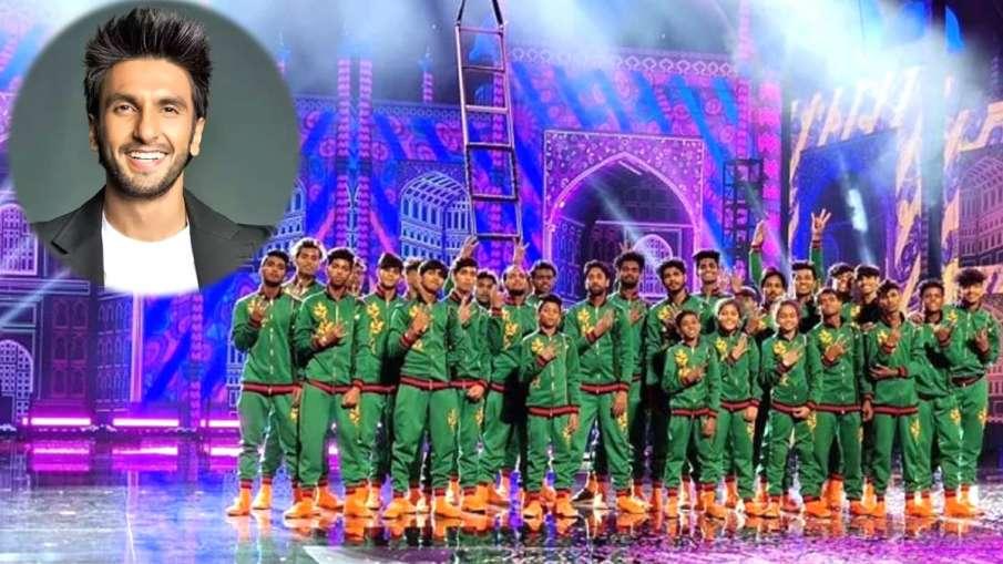 रणवीर सिंह के गाने पर परफॉर्म करेगा We Unbeatable - India TV Hindi