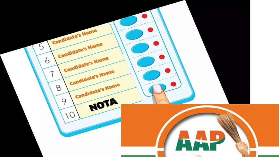 aam aadmi party vote share in haryana less than nota- India TV Hindi