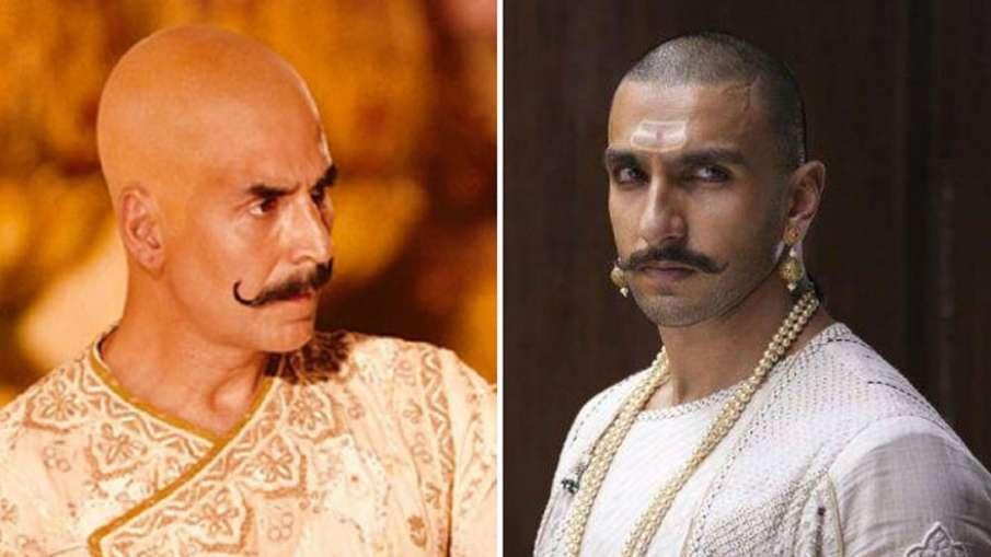 'बाजीराव मस्तानी' के...- India TV Hindi