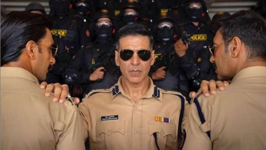 Akshay kumar look from sooryavanshi- India TV Hindi
