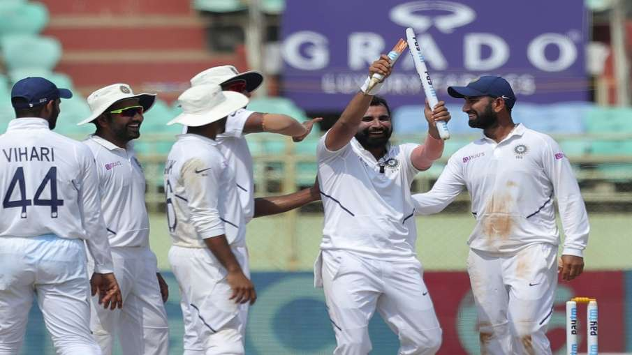 India vs South Africa second test second day live cricket score match update from Maharashtra Cricke- India TV Hindi