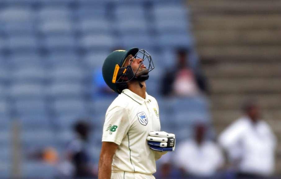 keshav maharaj, joe root, south africa vs england test series, most runs in an over, most expensive - India TV Hindi