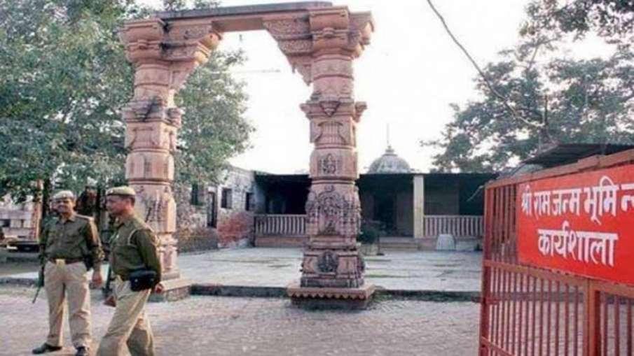 मुस्लिम संगठन ने अयोध्या में विवादित स्थल सरकार को सौंपे जाने की राय दी - India TV Hindi