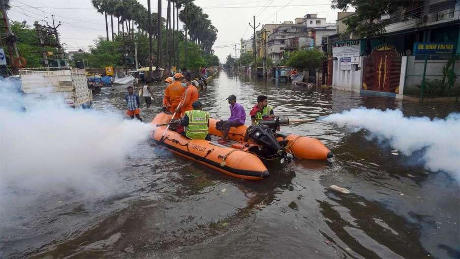 Patna, heavy rain- India TV Hindi