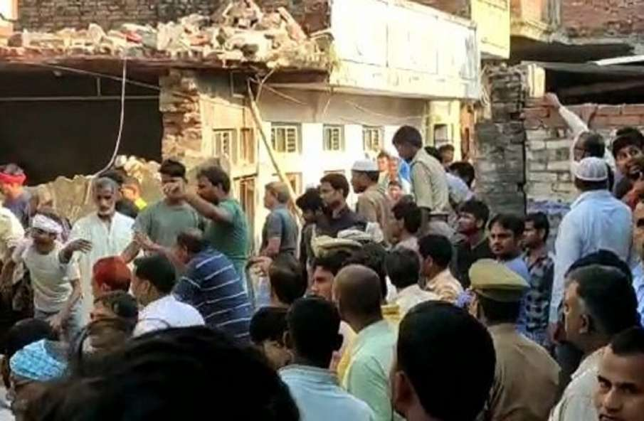 Cylinder Blast- India TV Hindi
