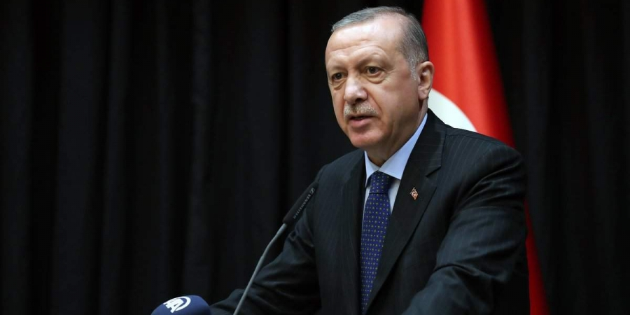 Turkish President's remarks distort events of past: MEA strongly rejects Erdogan's Kashmir statement- India TV Hindi