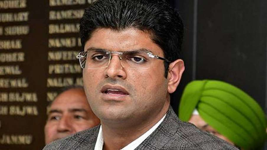 Dushyant Chautala became a kingmaker in Haryana, will announce his decision tomorrow at 11 am- India TV Hindi