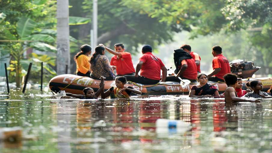Centre announces Rs 1813.75 crore flood relief for...- India TV Hindi