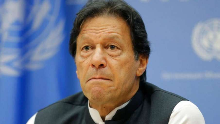 Imran ahead of Jinping India Visit tweets why International Media did not cover Kashmir like Hogkong- India TV Hindi