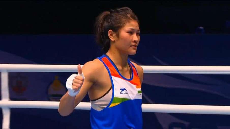 World Women's Boxing Championship: Jamuna, Lavlina in quarter-finals- India TV Hindi