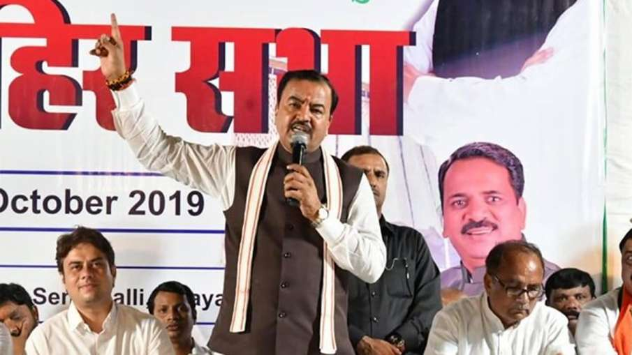 Voting for BJP means dropping nuclear bomb on Pakistan, says Keshav Prasad Maurya   Facebook- India TV Hindi
