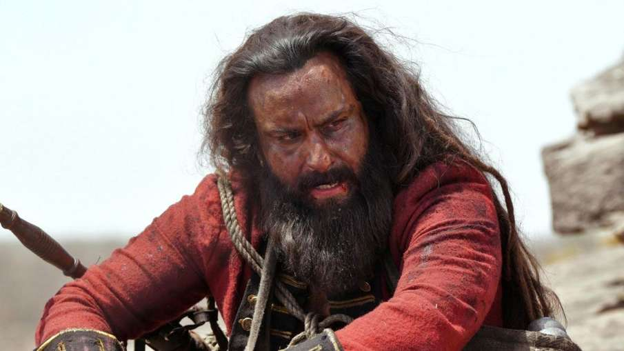Saif Alia Khan in Laal Kaptaan- India TV Hindi