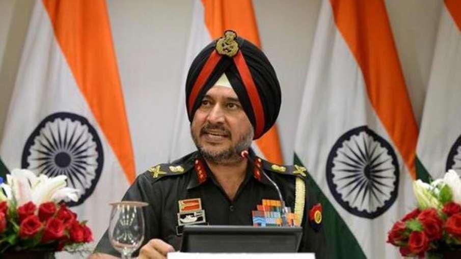 Lieutenant General Ranbir Singh- India TV Hindi