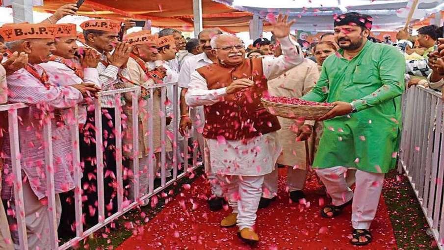 Haryana CM Manohar Lal Khattar- India TV Hindi