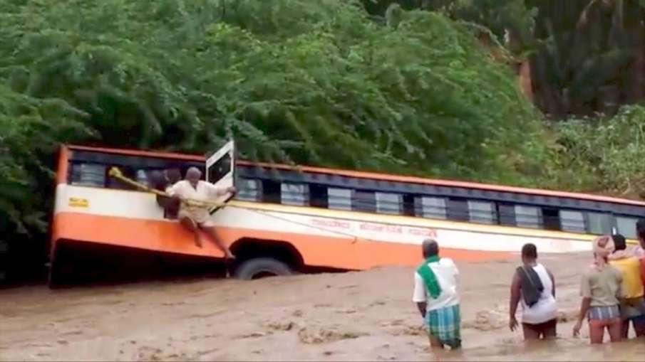 मध्य प्रदेश के रायसेन में बस नदी में गिरी, 7 की मौत और कई घायल- India TV Hindi