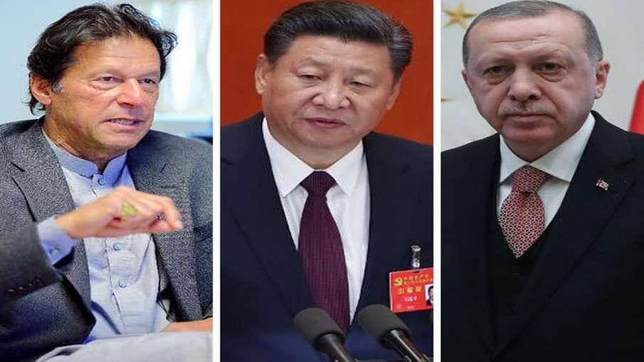 सीरिया में तुर्की के सैन्य अभियान पर चीन और पाकिस्तान में मतभेद- India TV Hindi