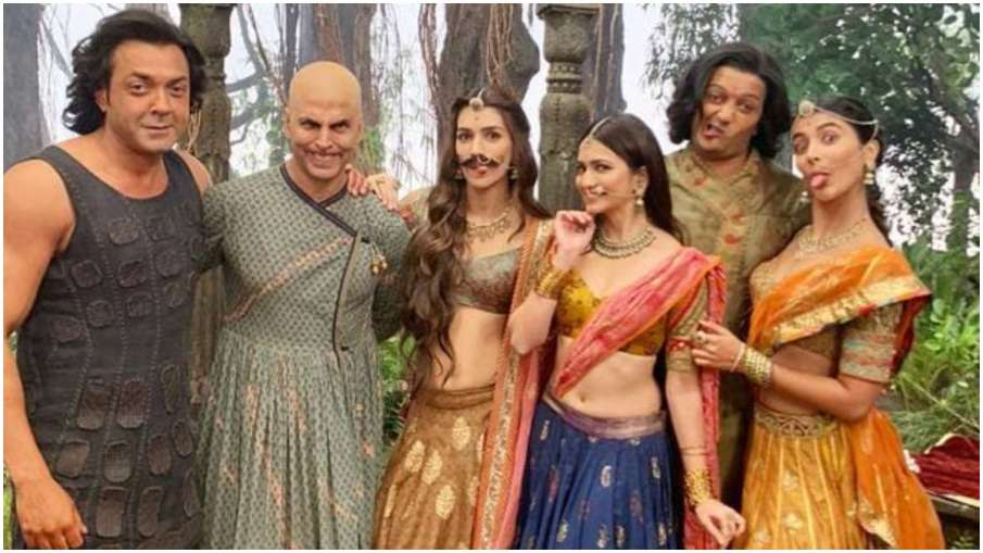 Housefull 4 Day 2 Box office Collection- India TV Hindi