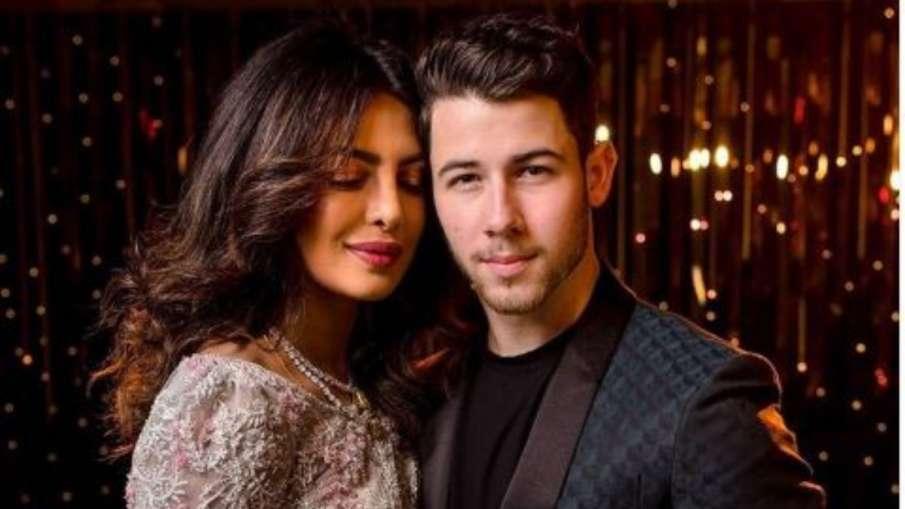Priyanka Chopra and Nick Jonas- India TV Hindi