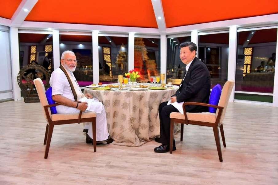 Modi Xi Jing Ping- India TV Hindi