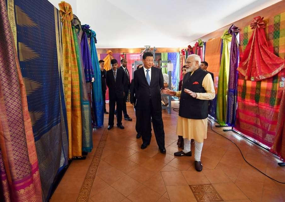 Narendra Modi-Xi Jinping- India TV Hindi