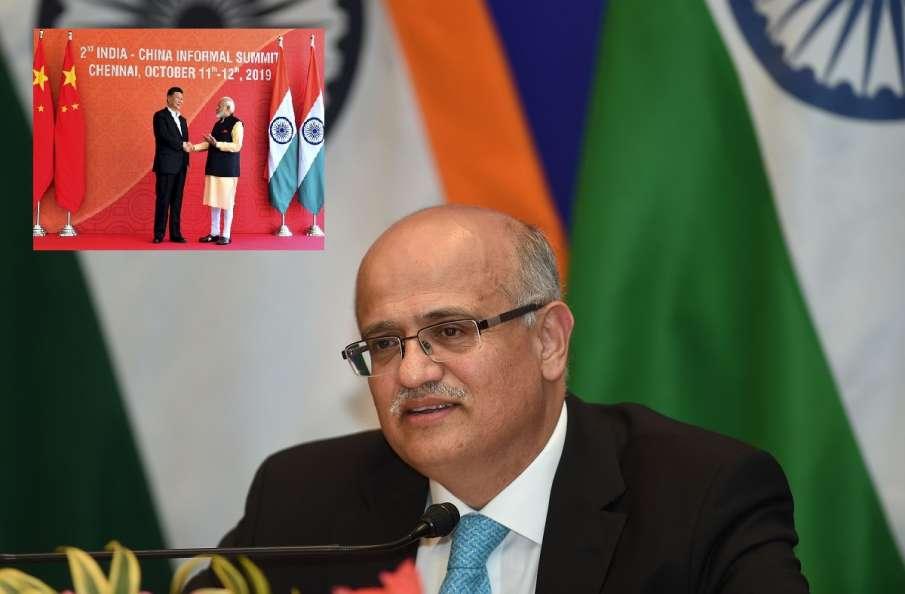 Foreign Secretary Vijay Gokhale- India TV Hindi