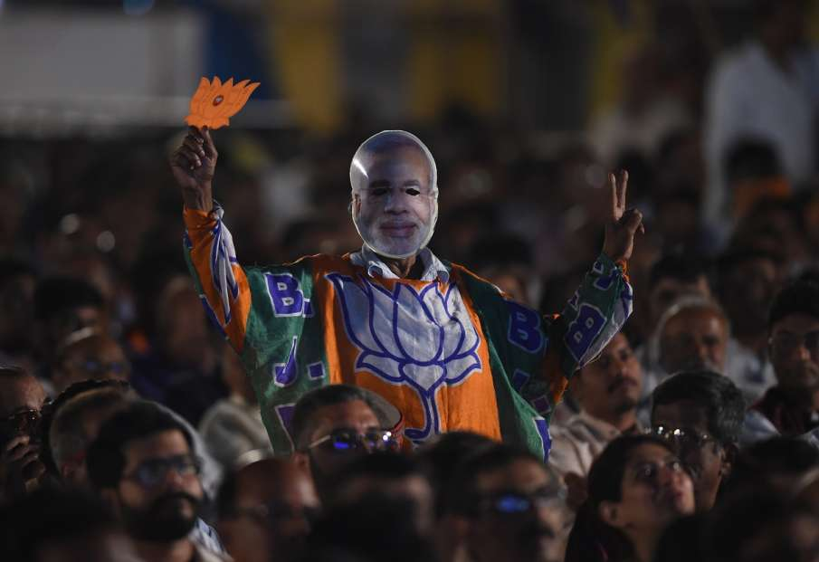 PM Narendra Modi Supporter- India TV Hindi