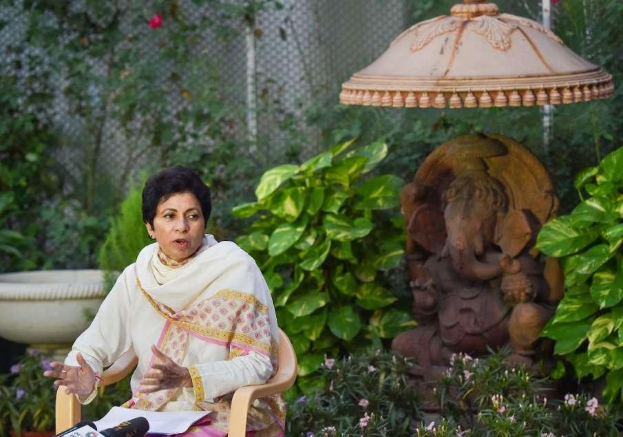 Kumari Selja- India TV Hindi
