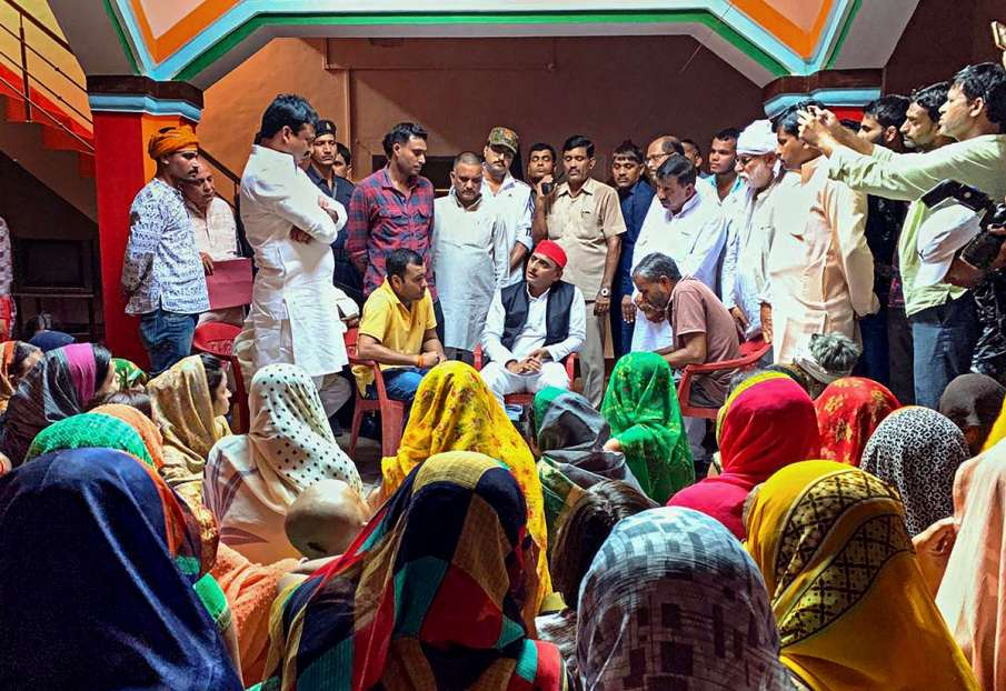 Samajwadi Party chief Akhilesh Yadav- India TV Hindi