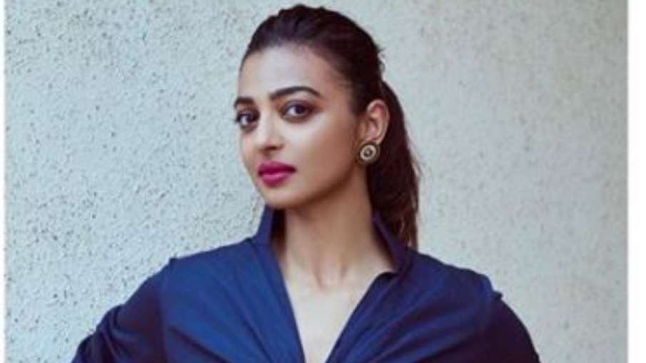Radhika apte reveals why she wore grandmother saree- India TV Hindi