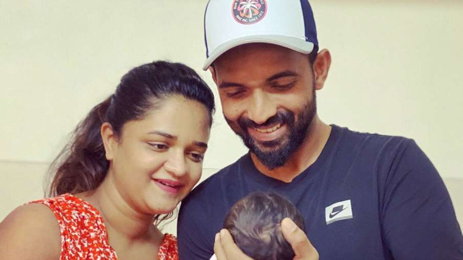 Should the family be taken together during the IPL in the UAE? Ajinkya Rahane replied- India TV Hindi